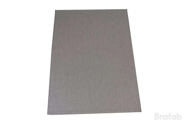 Stone utomhmatta grå 160x230