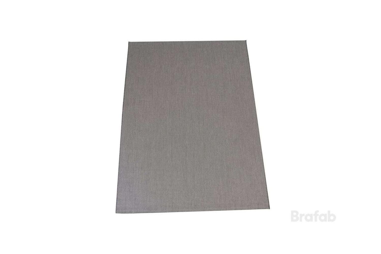 Stone utomhmatta grå 160x230 Brafab