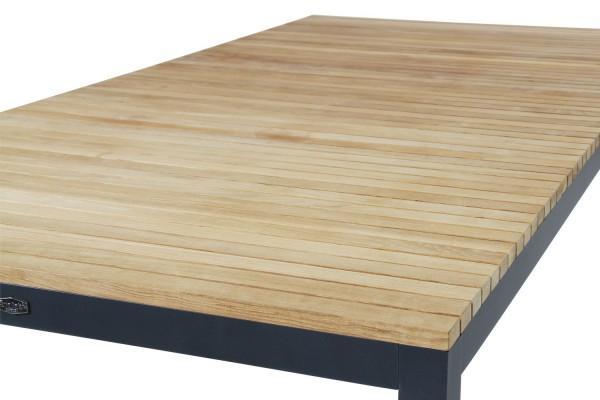 Zalongo matbord 200x100 H74 Brafab