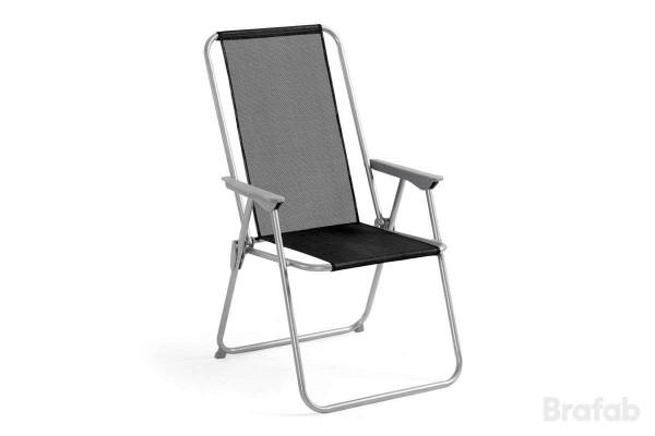 Tora campingstol svart