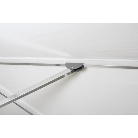 Arezzo parasoll aluminium 3x3 m Brafab