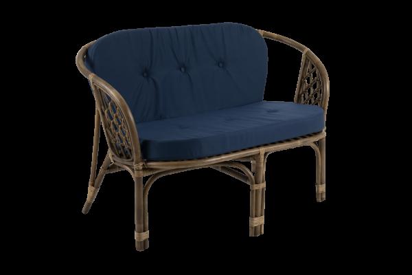 Maria soffa 2-sits med dyna Brafab