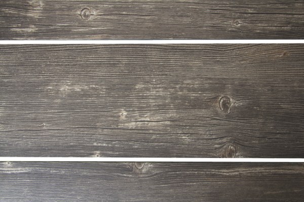 Callander bordsskiva Ø130 cm grå trälook Brafab