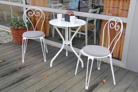 Odessa cafebord Ø60 h74 Brafab