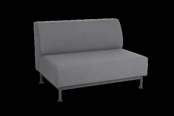 Norrsken 2-sits soffa mittdel med dyna Brafab