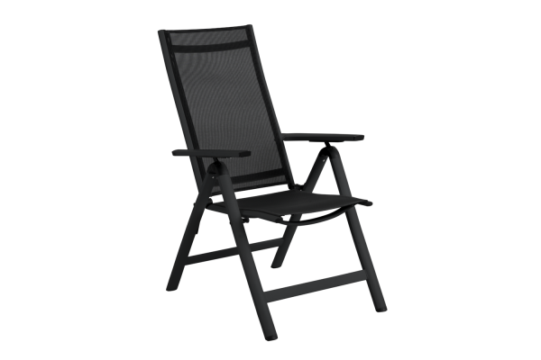 Rana positionsstol svart Brafab