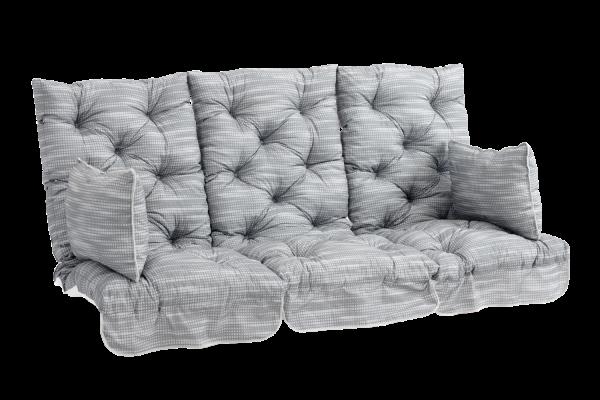 Softa hammockdynset grå melerat Brafab