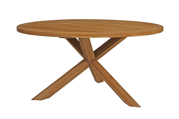 Eios matbord Ø150 H74 cm natur Brafab