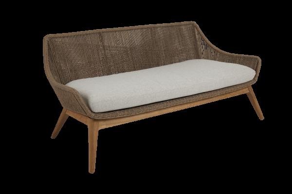 Hassel 2,5-sits soffa natur Brafab