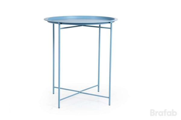 Sangro brickbord Ø46 h52 blå Brafab