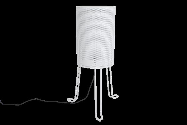 Vind lampa Ø40x110 cm vit Brafab