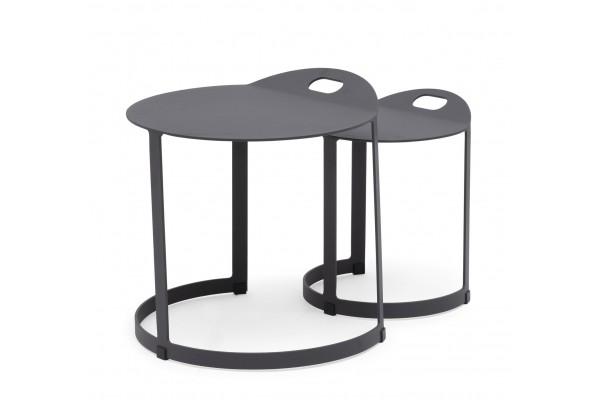 Videnäs satsbord grå Hillerstorp