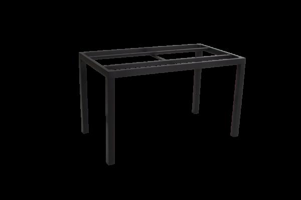 Grigny bordsstativ 125x70 svart Brafab
