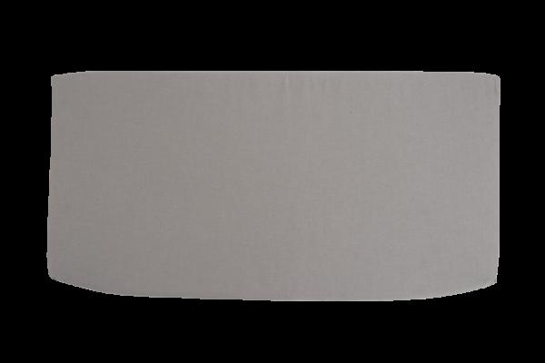 Net sittdyna 106x54 cm ljusgrå Brafab
