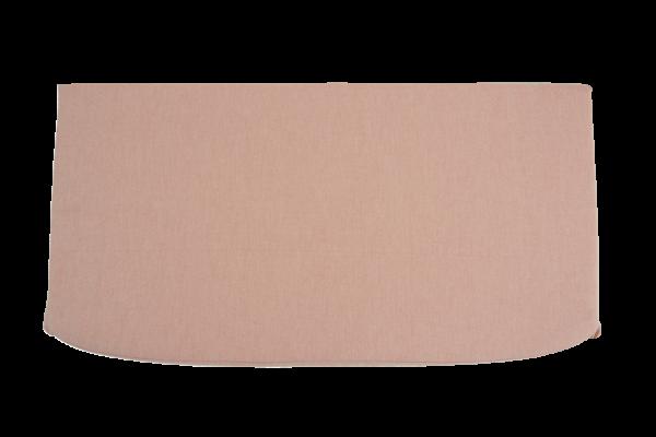 Net sittdyna 106x54 cm rosa Brafab