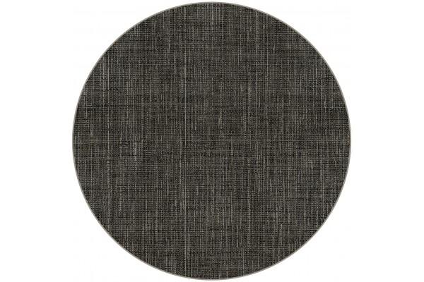 Utematta Ø200 cm mörkgrå Hillerstorp