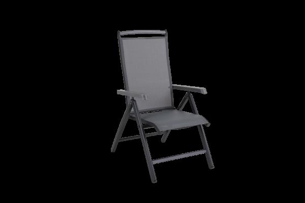 Andy positionsstol svart/grå Brafab