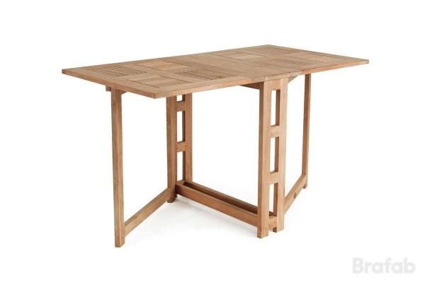 Arosa klaffbord 80/130x70 H74 cm natur Brafab