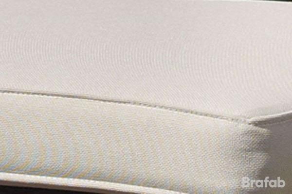 Evita dyna 3-sits soffa set sitt/ryggdyna