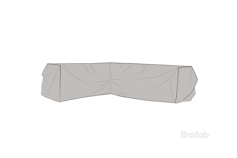 Möbelskydd Belfort V303/H233x90x75 Brafab
