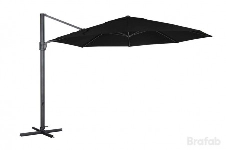 Fiesole parasoll aluminium Ø 350 Brafab