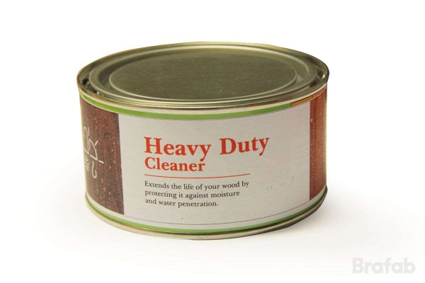 Heavy Duty Wood Cleaner 350 gr