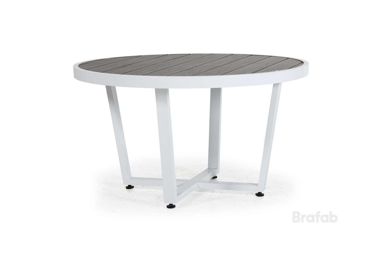 Leone soffbord h55 vit/grå