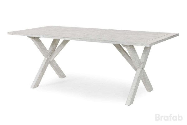 Arizona matbord 200x90 h74 antikvit
