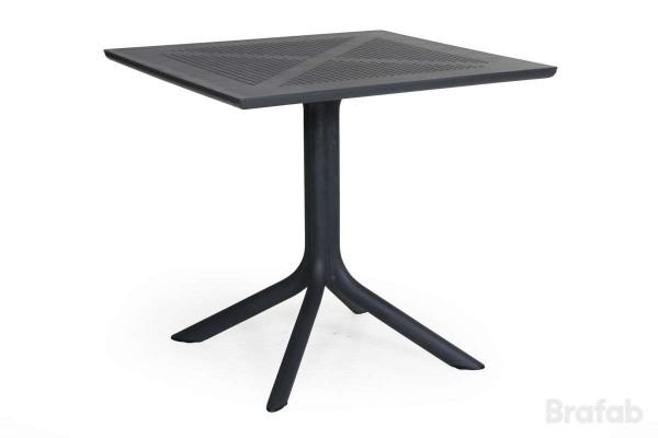 Clip matbord 80x80 H75 cm Brafab