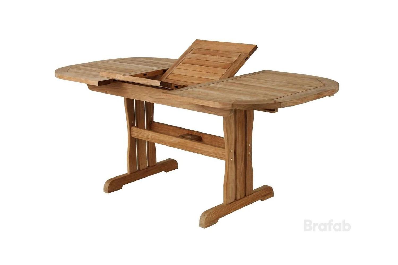 Melbourne bord förlängningsbart 190-240x100  h74 teak Brafab