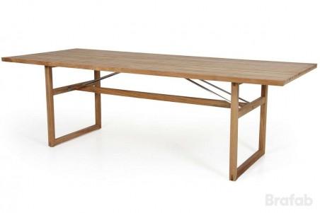 Vevi matbord 230x95  h72 natur
