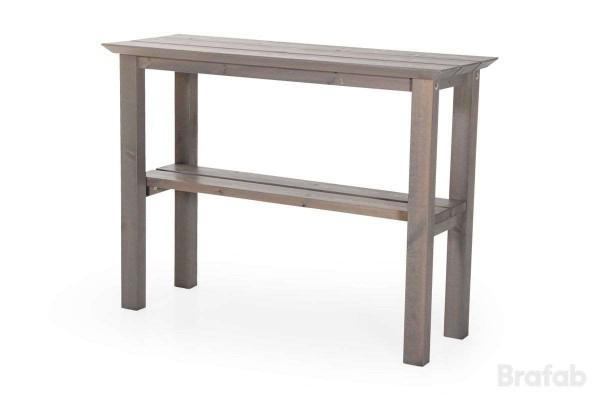 Birka sidobord 45x120 h90 grå