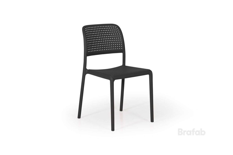 Bora Bistrot stapelbar matstol Brafab