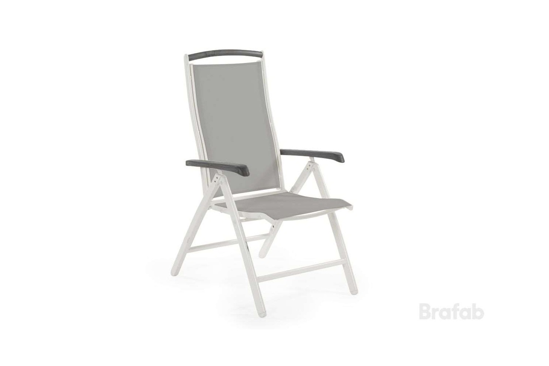 Andy positionsstol  armstöd nonwood Brafab