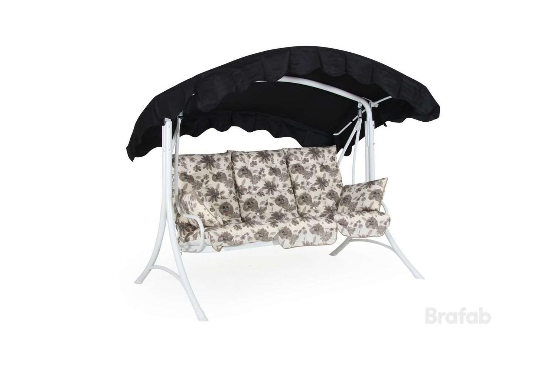 Prag hammock välvd inkl tak Brafab