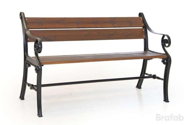 Köpenhamn soffa 130cm svart/java Brafab