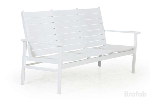 Chatou soffa 3-sits vit
