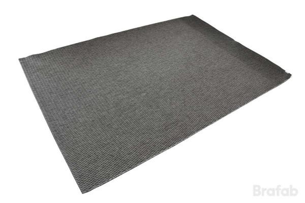 Floor utomhusmatta grå 160x230