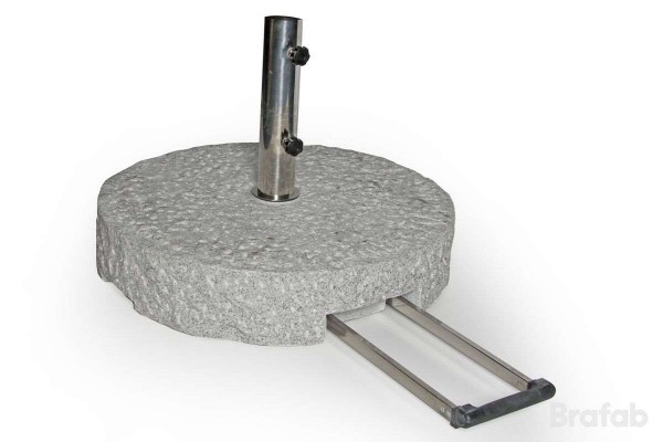 Grosseto parasollfot Ø58 70 kg granit