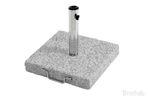 Mito parasollfot granit 45x45 40kg