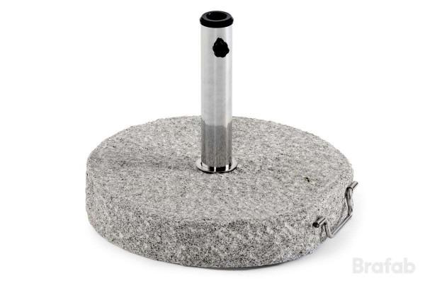 Tor Parasollfot granit Ø50 50 kg