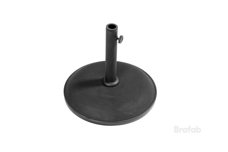 Brage parasollfot 15 kg Brafab