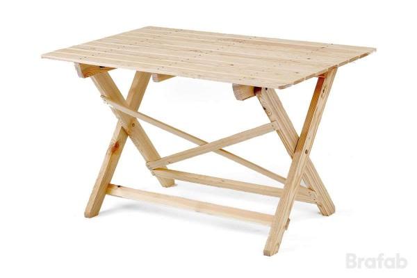 Gammeldags bord 110x68 h65 natur