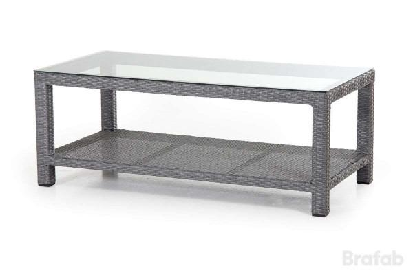 Ninja soffbord 120x60 h46 grå