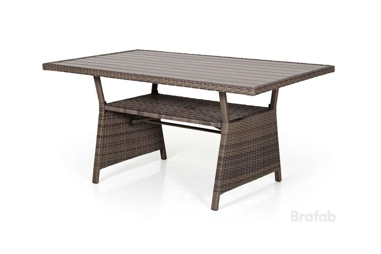Soho 2-line 143x86 h69 brun/brun nonwood