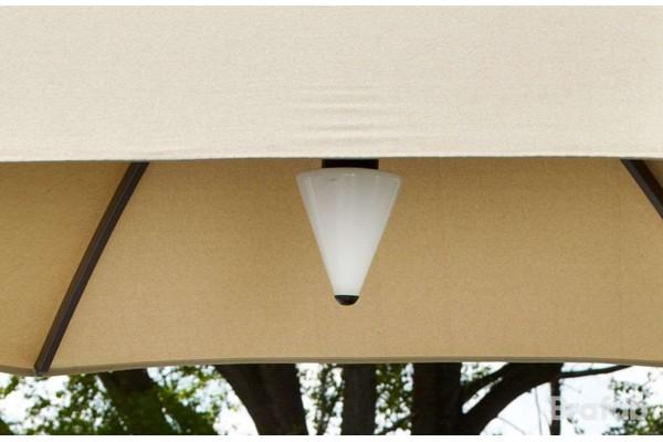 Lampa till Easy Sun parasoll