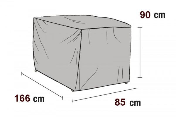 Möbelskydd Mega dynbox 166x85x90 Brafab