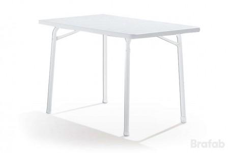 Mecalit bord fällbart 115x70 h70 vitt