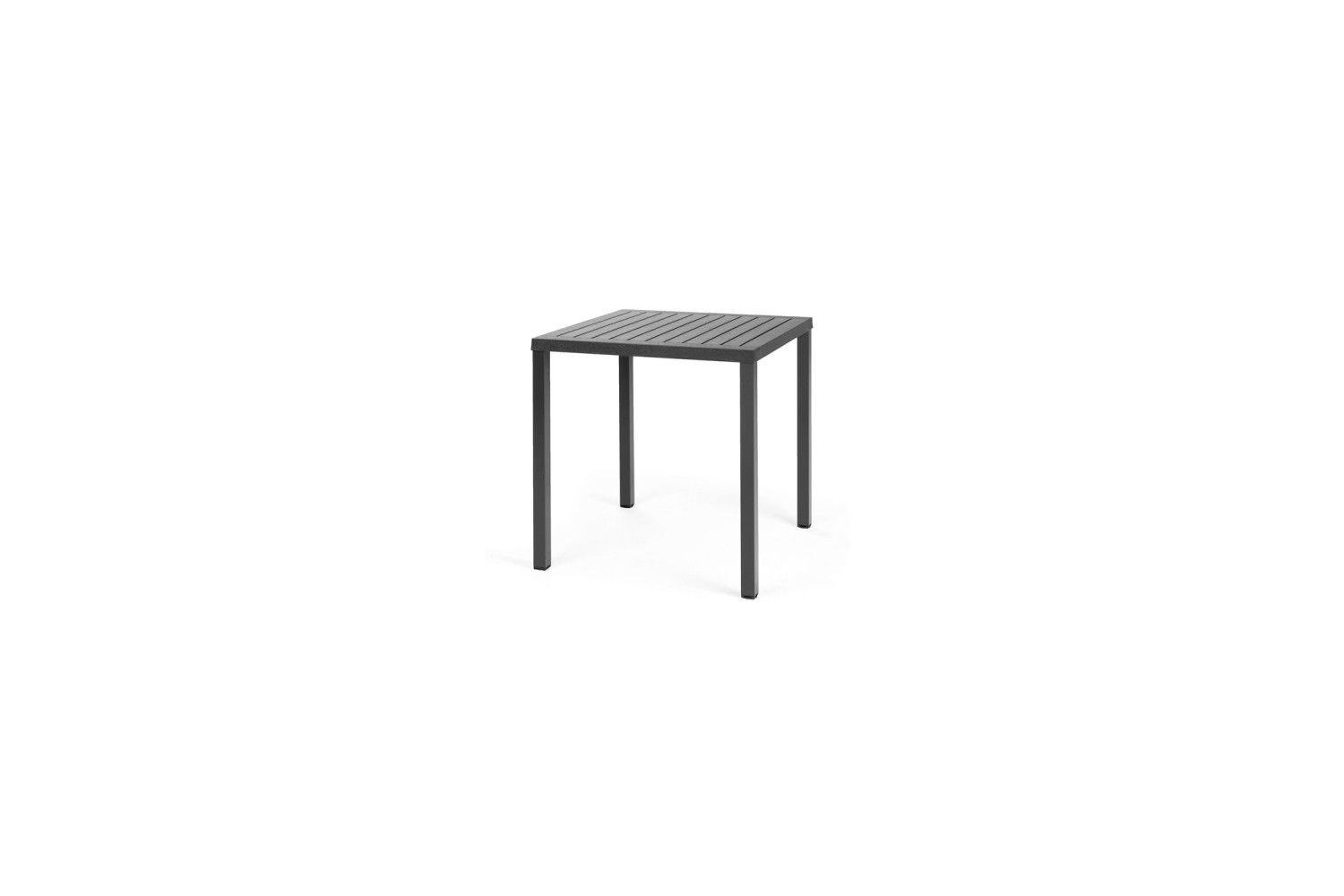 Cube cafebord 70x70