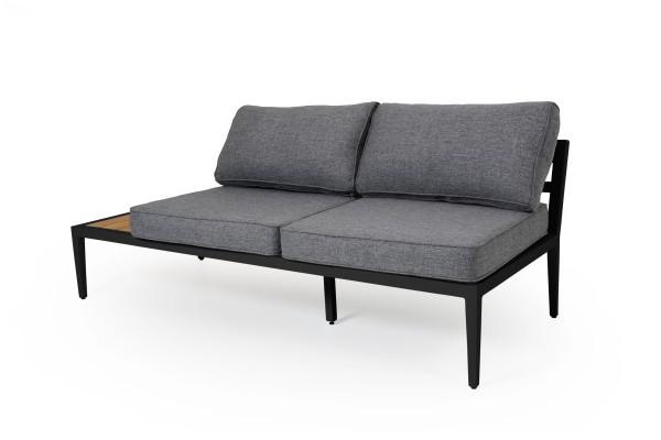 Whistler Soffa 2-sits H matt med dyna Brafab